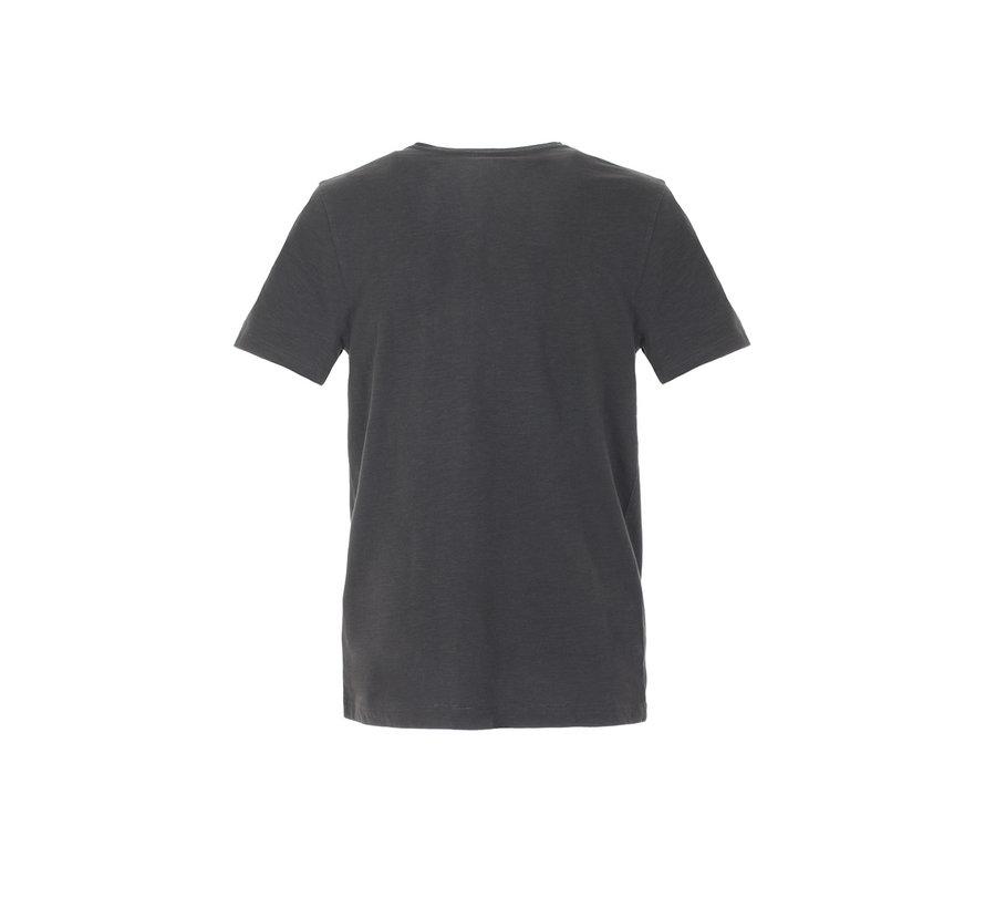 T-shirt Opdruk Carbon (FM19W05TG - 1924)