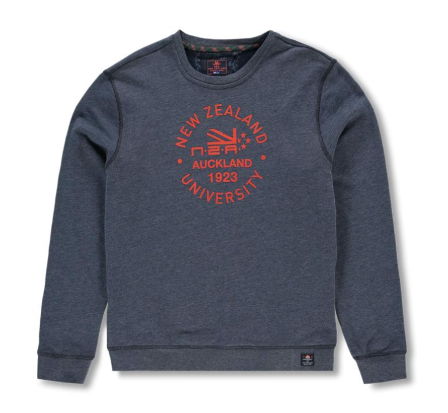 Sweater Waitakerenile  Logo Navy (19HN308 - 265)