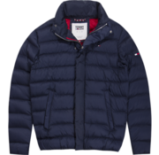 Tommy Hilfiger Winterjas Dons Navy Blauw (DM0MD05011 - 002)