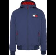 Tommy Hilfiger Winterjas Nylon Navy Blauw (DM0DM07120 - CBK)