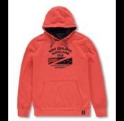 New Zealand Auckland Hooded Sweater Cambridge Oranje (19HN320 - 636)