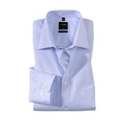 Olymp Olymp Overhemd Luxor Modern Fit Streep Blauw (0314 64 11N)