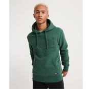 Superdry Hooded Sweater Buck Green Marl (M2000047B - R6T)