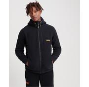 Superdry Fleece Vest met Capuchon Zwart (M2000029A - 02A)