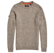 Superdry Trui Oatmeal Tweed (M6100019A - W6P)