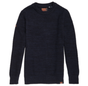 Superdry Sweater Downhill Navy Twist (M6100024A - T6K)