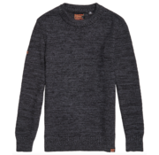 Superdry Sweater Lead Grey Grit (M6100024A - V6E)