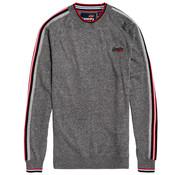 Superdry Longsleeve T-shirt Strepen Grijs (M6100003A - BG2)