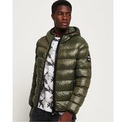 Superdry Winterjas Crater Padded Jacket Groen (M50002DR - 20E)