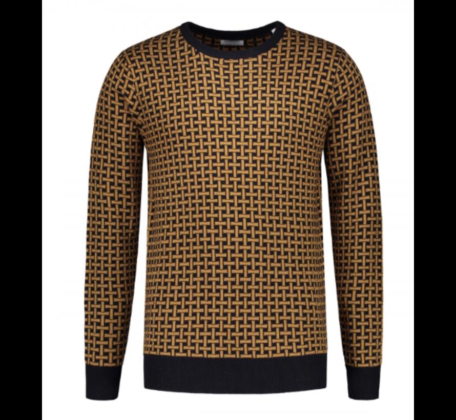 Crew Neck Sweater Bronze  (404228 - 305)