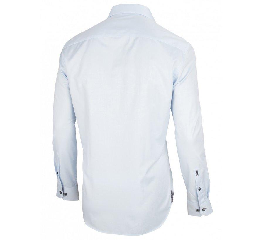 Overhemd Oleole Lichtblauw (1095047 - 61000)