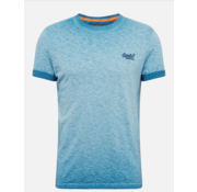 Superdry T-shirt Low Roller Tee Blauw (M10101RT - PX2)