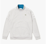 Lacoste Half-Zip Sweater Grijs (SH8659 - 4WE)