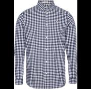 Tommy Hilfiger Overhemd Button Down Geblokt Wit (DMDM06935 - YA2)