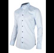 Cavallaro Napoli Overhemd Elesto Blauw (1095003 - 60630)