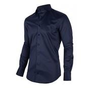 Cavallaro Napoli Overhemd Azzo Blauw (1095043 - 63000)
