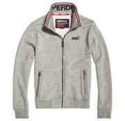 Superdry Vest Orange Label Grijs (M2000027A - U6O)