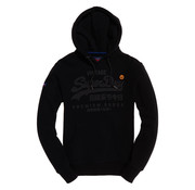 Superdry Premium Goods Classic Hooded Sweater Zwart (M20355NT - 02A)