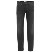 Tommy Hilfiger Jeans Scanton Slim Fit Zwart (DM0DM04630 - 911)