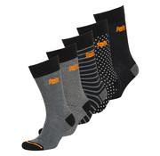 Superdry Sokken 5-Pack Print (M31109NT - H3X)