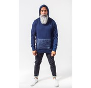 Amsterdenim Hooded Sweater Bink Indigo (AM1903-570-401)