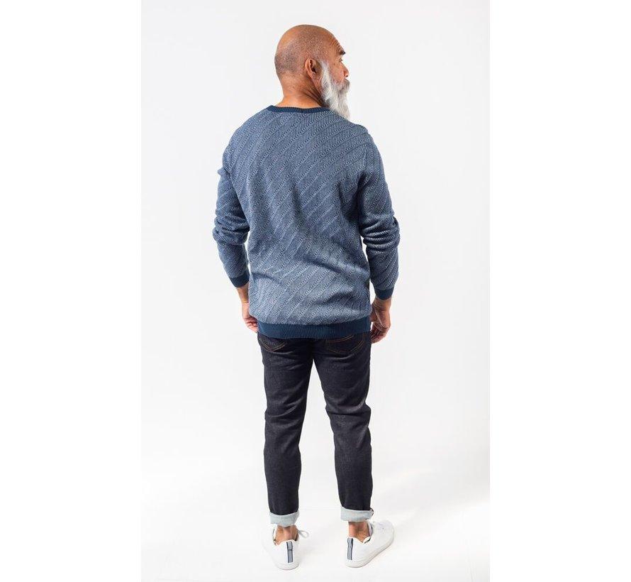 Sweater Ferdinand Blauw (AM1903-581-579)