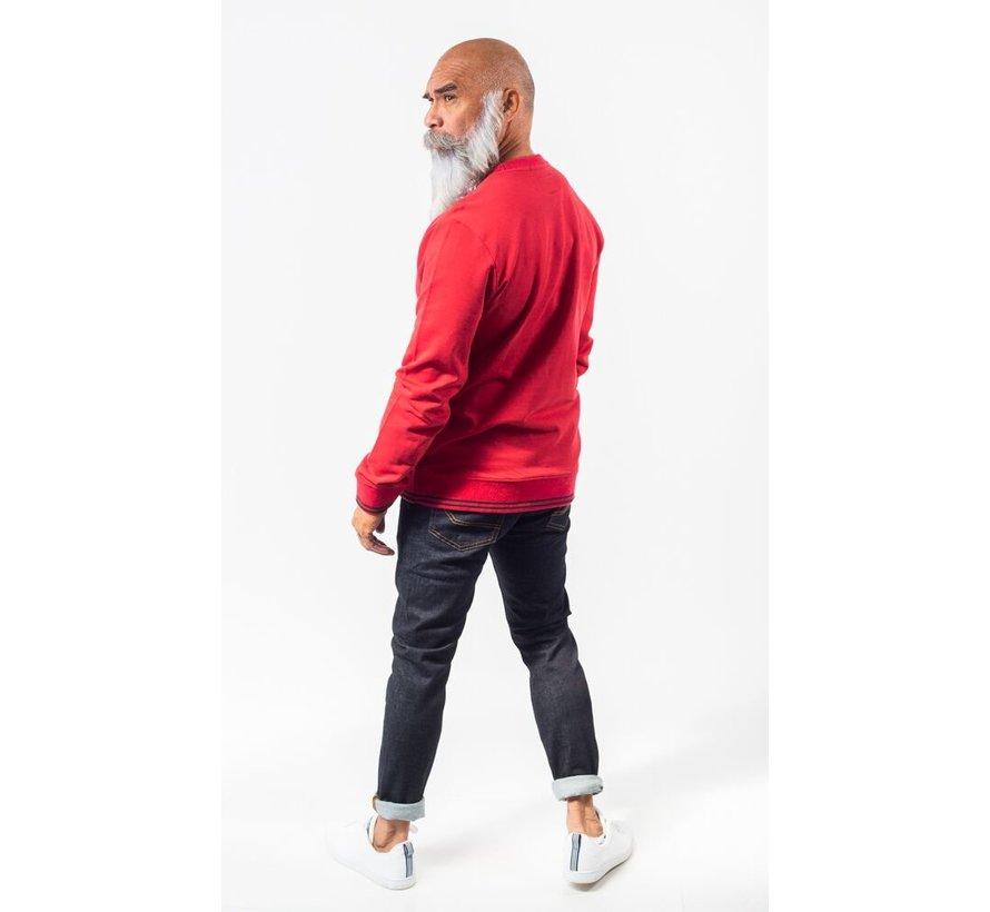 Sweater Simon Rood (AM1903-501-300)