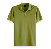 Scotch & Soda polo groen (149084 - 1657)