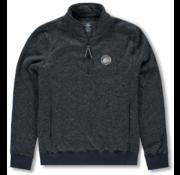 New Zealand Auckland Sweater Half-Zip Coromand Navy (19KN301 - 265)