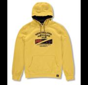 New Zealand Auckland Hooded Sweater Cambridge Oker Geel (19KN320 - 692)