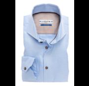 Ledub overhemd tailored fit print (0137222-130-640-650)