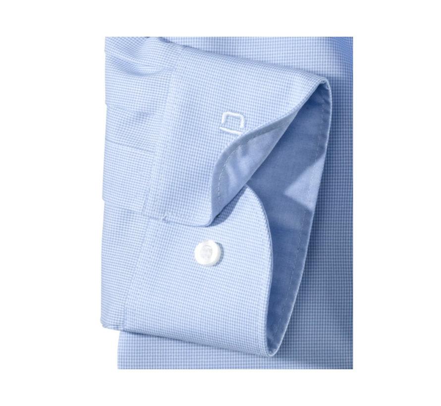 Overhemd Level Five Body Fit Blauw (2005 64 11N)