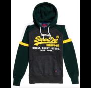 Superdry Hooded Sweater Graphite Dark Marl (M2000136B - 5SZ)
