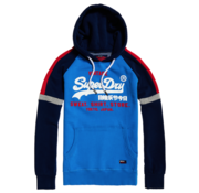 Superdry Hooded Sweater Pacific Blue (M2000136B - 6G6)
