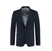 Dstrezzed Colbert Slim Fit Tonel Check Wool Navy (111188 - 669)