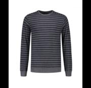Dstrezzed Crewneck Super Soft Sweater Grey Melange (211262 - 830)