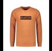 Dstrezzed Crew Peached Sweat Orange (211278 - 439)