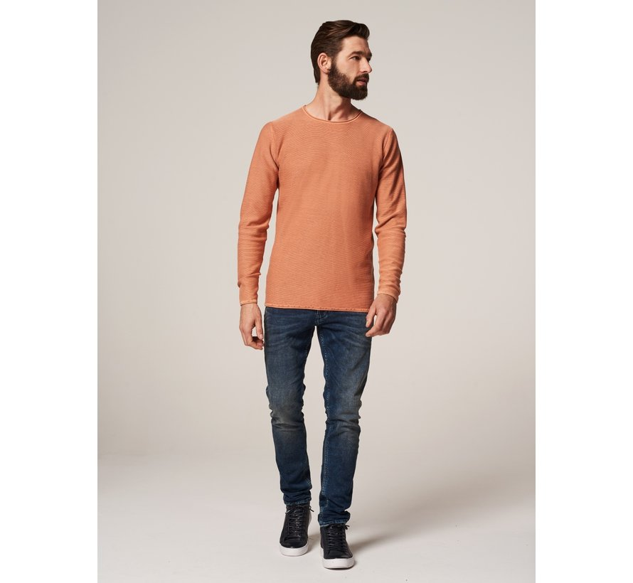 Cooper Crew Acid Stripe Orange (404186 - 439)