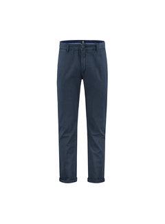 Dstrezzed Chino Pants Mini Graphic Lt. Stretch Twill Navy (501310 - 669)