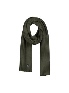 Dstrezzed Scarf Cotton / Acrylic Dark Army (651067 - 524)