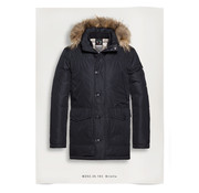 Fortezza Winterjas Briella Navy (MZ0230193 - 506)