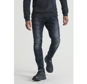 CHASIN' Ego Raven Slim Fit Jeans (1111242030-DNM)