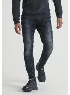 CHASIN' Ego Raven Slim Fit Jeans (1111242030-DNM)