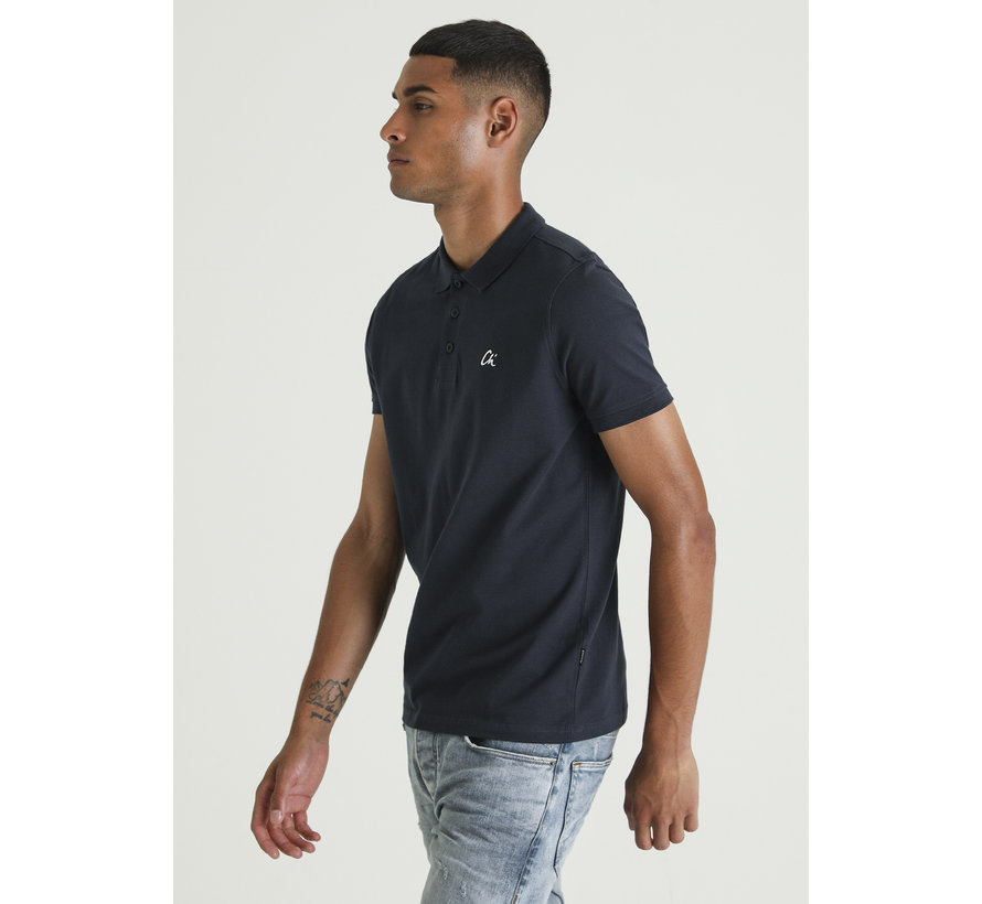Player-B Polo Navy (5218400003-E60)