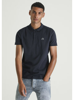 CHASIN' Player-B Polo Navy (5218400003-E60)
