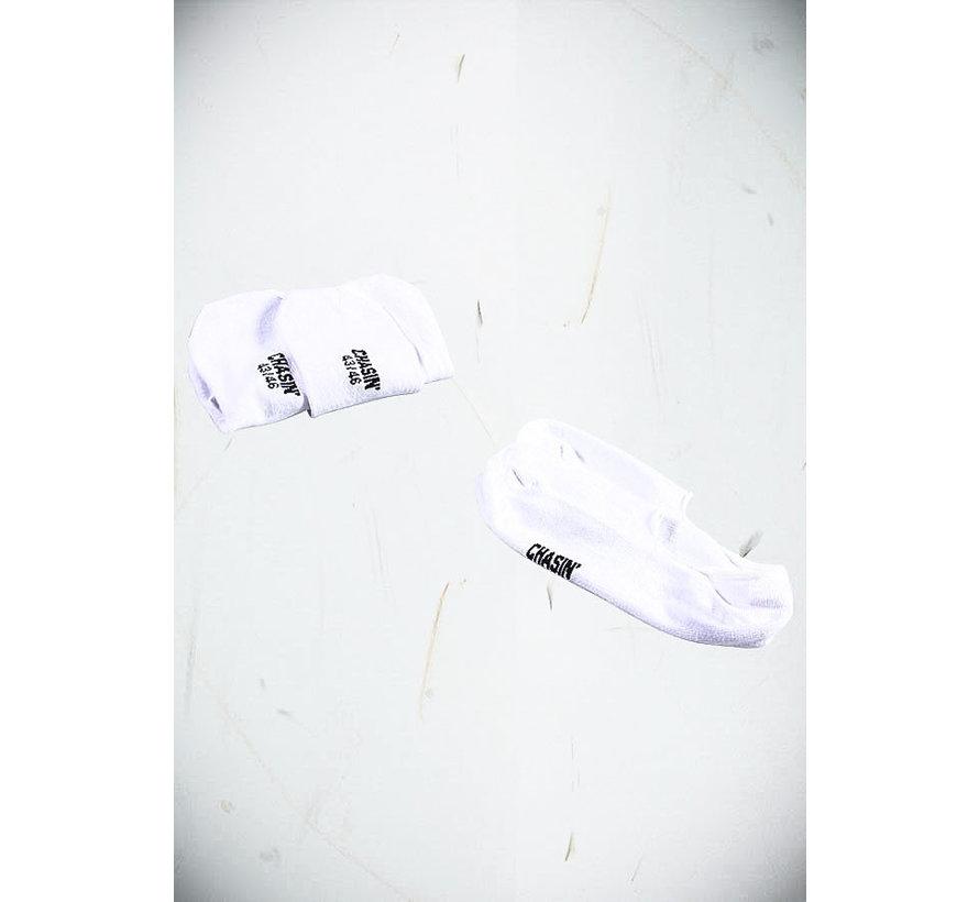 Noshow Socks White (9S00336012-E10)