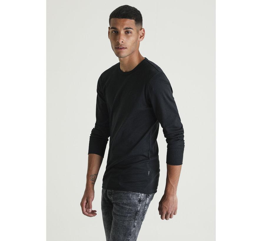 Damian-B T-shirt Black (5111213002)