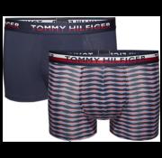 Tommy Hilfiger Boxershorts 2-pack Print (UM0UM01233 - 065)
