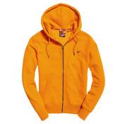 Superdry Collective Capuchon Vest Denver Oranje (M2000003A - TSW)