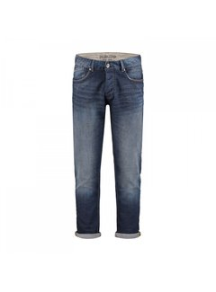 Dstrezzed Jeans The James B. Tapered Fit Dark Worn In Blauw (551001D - 901)
